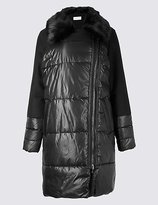Per Una Padded Coat with StormwearTM