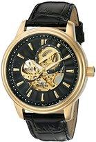 Invicta Men's 22578 Vintage Analog Display Automatic Self Wind Black Watch