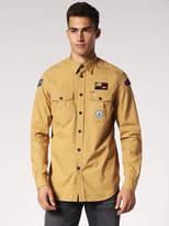 Diesel DieselTM Shirts 0GAQB - Yellow - L