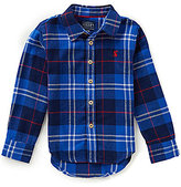 Joules Little Boys 3-6 Plaid Woven Shirt
