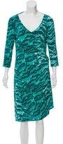 Diane von Furstenberg Silk Oletta Dress