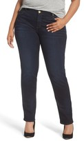 KUT from the Kloth Plus Size Women's Diana Stretch Skinny Jeans