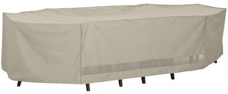Pottery Barn Universal Outdoor Oversized Rectangular Dining Table & Chair Set Cover