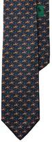 Polo Ralph Lauren Polo Player Silk Twill Skinny Tie