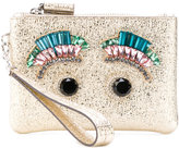 Anya Hindmarch embellished 'eyes' clutch