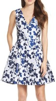 Betsey Johnson Women's Fit & Flare Dress