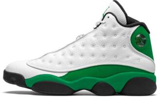 Jordan Air 13 Retro 'Lucky Green' Shoes - 7.5