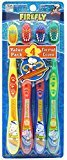 Dr Fresh Firefly Peanuts Soft Toothbrush 4 Each (Pack of 2)