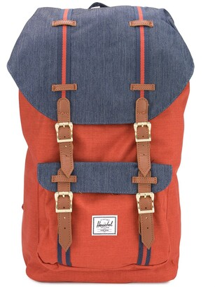 Herschel Little America denim backpack