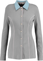 Natasha Zinko Cotton-jersey shirt