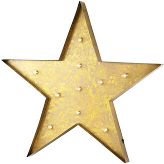 Artistic Home & Lighting Star Marquee Sign