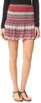 Love Sam Smocked Skirt