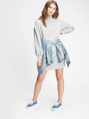 Gap Lurex Crewneck Dress