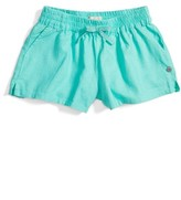Roxy Girl's Color Into Eyes Shorts