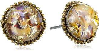 """Sorrelli Mirage"""" Elegant Jackie 0 Stud Earrings"""