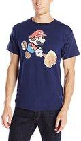 Nintendo Men's Paper Mario Hammer Short Sleeve T-Shirt