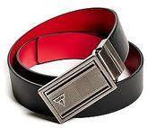 GUESS Men's Reversible Logo Belt