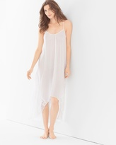 Soma Intimates Long Nightgown Ivory