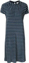 Aspesi polka dot print dress