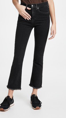 Veronica Beard Jeans Carly Kick Flare Jeans