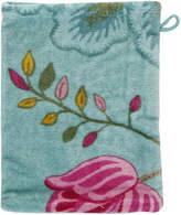 Pip Studio Floral Fantasy Towel - Light Petrol - Wash Mitt