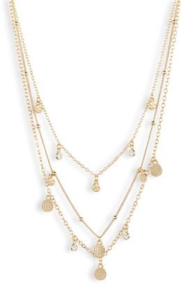 Ettika Multistrand Necklace