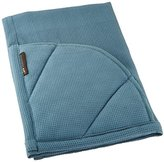 Rachael Ray Multifunctional 2-in-1 Moppine, Ultra Absorbent Kitchen Towel & Heat Resistant Pot Holder, Smoke Blue