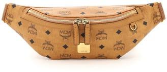 MCM small fursten visetos belt bag
