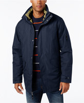Izod Men's Systems Ski and Snowboard Hooded Jacket