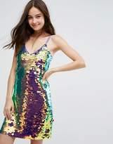 New Look Sequin Cami Dress