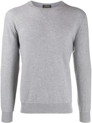 Ermenegildo Zegna long sleeved sweater