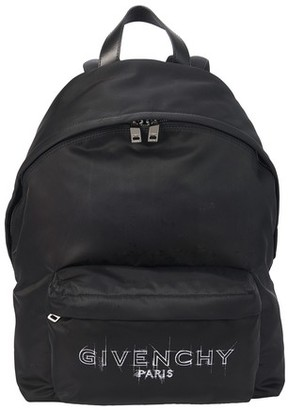 Givenchy Sketch Logo Urban Backpack