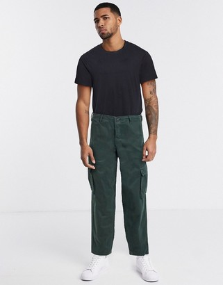 Mossimo Relaxed Straight cargo pant in khaki