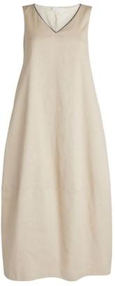 Fabiana Filippi Linen Dress