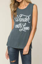 Spiritual Gangster Wander With Love Tee