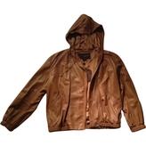 Louis Vuitton Leather biker jacket