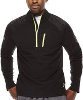 Asics Microfleece Quarter-Zip Shirt