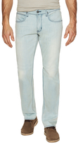 Hudson Byron Five Pocket Straight Fading Jeans