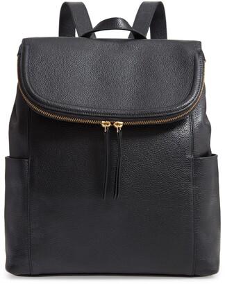 Nordstrom Reah Leather Backpack