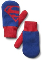 Gap Junk Food superhero mittens