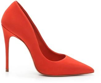 Cosmo Paris Cosmoparis Aelia Leather Heels