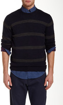 Ben Sherman Stripe Crew Neck Sweater