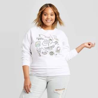 Women's Warner Bros. Harry Potter Plus Size Icon Sweatshirt (Juniors') -
