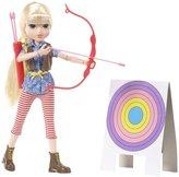 Moxie Girlz Archery Adventurez Doll- Avery