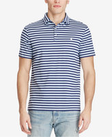 Polo Ralph Lauren Men's Big & Tall Classic-Fit Soft-Touch Striped Polo