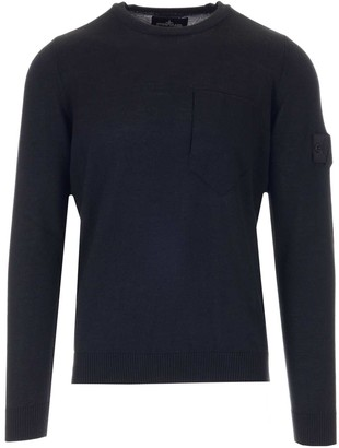 Stone Island Shadow Project Pocket Knit Jumper