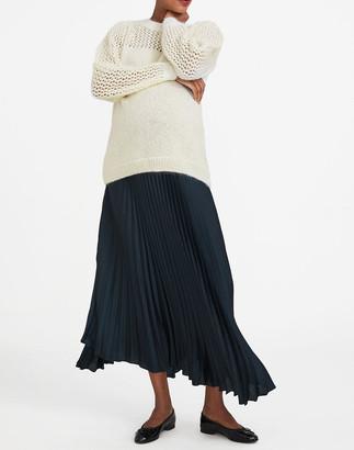 Madewell HATCH Collection The Juniper Skirt