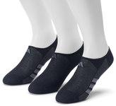 adidas Men's 3-pack climacool Superlite No-Show Socks