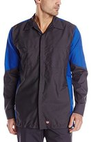 R&K Red Kap Men's Long Sleeve Crew Shirt