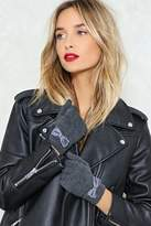 Nasty Gal nastygal Hands Up Bow Gloves